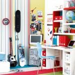 Bauer Marthy - Lakberendezés - tanuló szoba