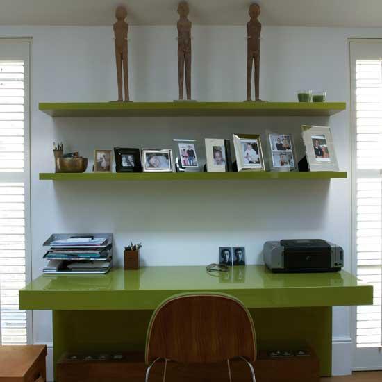 Bauer Marthy - Lakberendezés - Iroda otthon