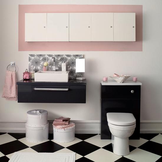 Lakberendezés - fürdősoba 1