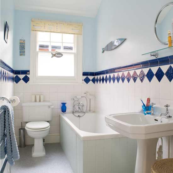 Lakberendezés - fürdősoba 2