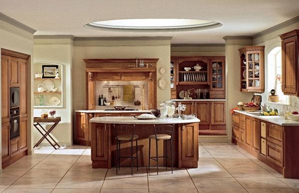 Piastrelle Cucina Classica. Free Piastrelle In Gres Herberia With ...