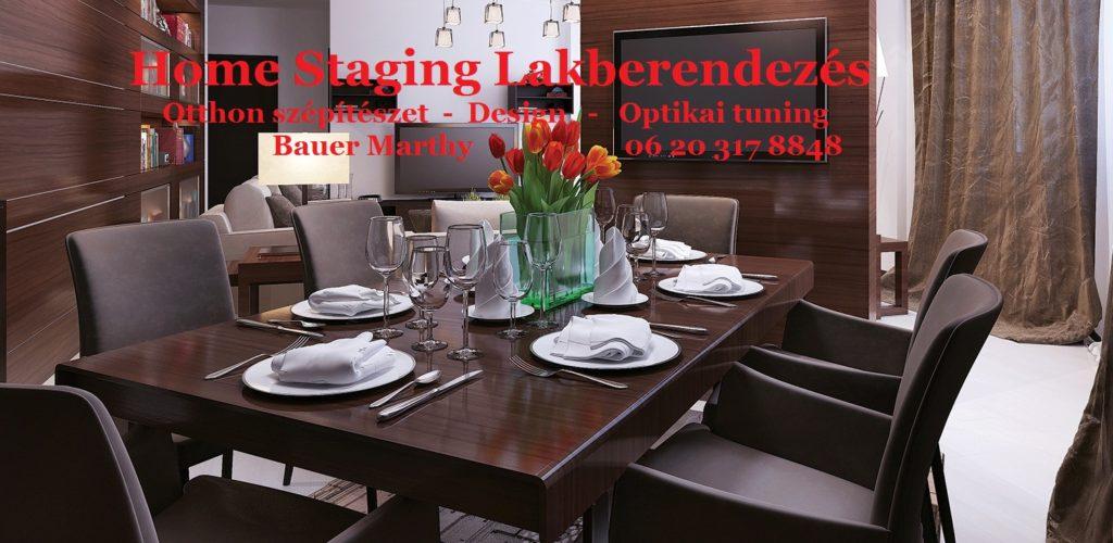 Home Staging lakberendezes
