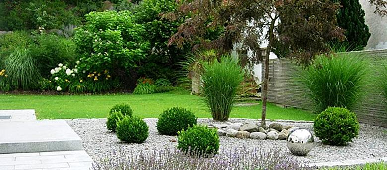 kertépítés modern kert