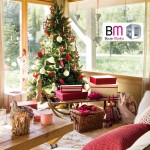 Karácsonyfa feng shui lakberendezés
